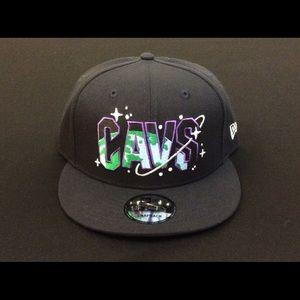 *NEW* $32 New Era Hat - Cleveland Cavaliers SNPBK